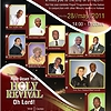Come with your Holy Revival fire Oh Lord