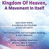 NEW BOOK RELEASE!! KINGDOM OF HEAVEN, A MOVEMENT IN ITSELF!
