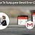 Easy Ways to Subjugate Gmail Error Code 6922