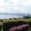 Mount Beatitudes in heart of the holy land