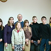 моя семья my large family=-)