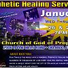 Prophetic Healing Services