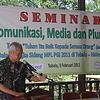 Seminar Komunikasi, Media dan Pluralisme