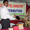 Bibles Distribution