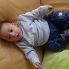 My son Joel Samuel Ehunse