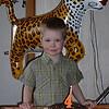 Сыночку Даниилу четыре годика