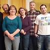 Team von Brücke in Zenica!