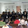 Božić 2012 - koncert hora iz BC Šid
