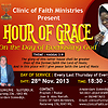 Hour of Grace on the Day of Everlasting God.