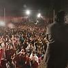 S.I.M Healing Crusade on 9th Nov 2014 in Sheikhupu