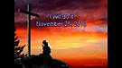 I will do it - November 25, 2010