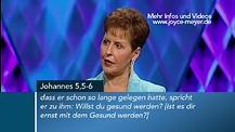 Das Leben genießen - Bist du bereit für Veränderung (1) - Joyce Meyer