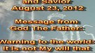 Jesus Christ The Messiah and Savior – August 23, 2012
