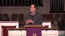 The Call to Mission, Sermon at Cedar Springs Pres. Mission Week