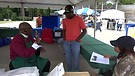Veterans Stand Down at Festival Park, Fayetteville, NC