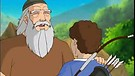 Animated Bible Story - Abraham's Sons - Ishmael and Isaac