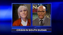 CBN 700 Club Interview with Freddie, Trouble in South Sudan