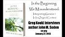 Interpreting Genesis One | John Soden, PhD