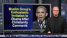 Muslim Cheer Obama for invoking Crusades at a Pr...