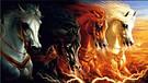 Revelation 6 - Four Horsemen of the Apocalypse -...