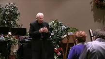 Be in the center of God's Will - Prophet David Thom