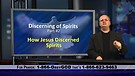 The Gift of Discerning of Spirits 2 of 17 (Jesus, Exorcism) Bible Teaching Series with Dr. Chaps