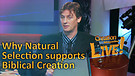 (2-02) How natural selection supports a recent c...