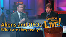 (2-10) Aliens and UFOs – What are they really?...