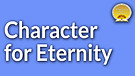 Character for Eternity Service Preview