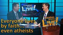 (5-23) Everyone lives by faith