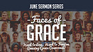 How To Be A Face Of Grace