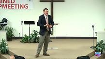 Pastor Luke Pogue Disciples Follow the Lamb