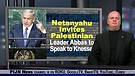 Netanyahu invites Palestinian Abbas to speak to ...
