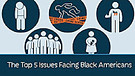 The Top 5 Issues Facing Black Americans