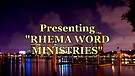 Rhema Word Ministries - Apostle Roslyn Amos