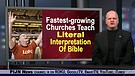 Fastest-growing Churches Teach Literal Interpret...