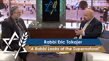 Rabbi Eric Tokajer: A Rabbi Looks at the Supernatural w/ musical guest Rodrigo Rodriguez