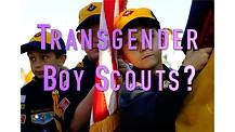Transgender Boy Scouts?