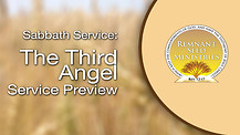 The Third Angel Service Preview