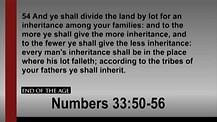 Israel's Biblical Destiny Part 1