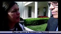 White House Sarah Huckabee Sanders exclusive with Dr. Anthony Harper