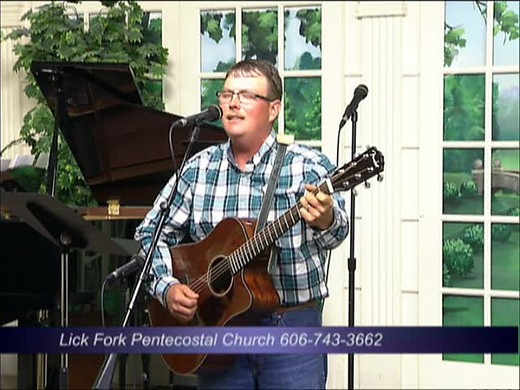 7/20/17 Hour of Harvest featuring Lick Fork Pentecostal...