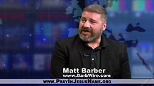 Boxer, Police Officer, Lawyer turns Christian Activist:  Matt Barber