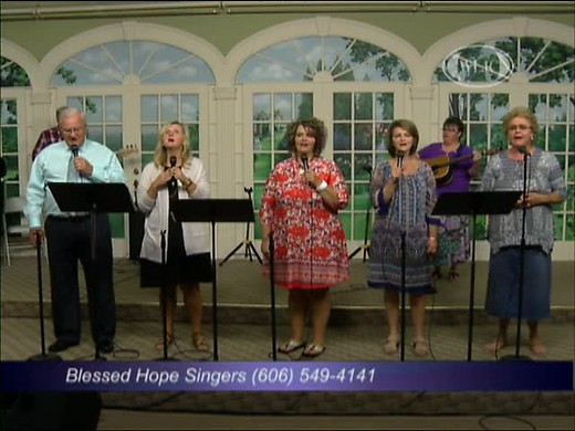 8-31-17 Hour of Harvest featuring Blessed Hope Singers