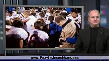Court Rules Against Praying Football Coach Kennedy