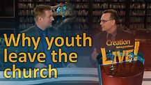 (7-01) Why youth leave the church