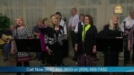 1/9/18 Hour of Harvest featuring House of Prayer Choir
