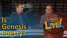 (7-05) Is Genesis poetry?