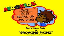 Growin' Painz