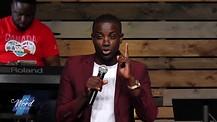 Speak Better Things, Dr. Kazumba Charles